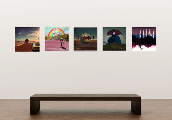 """""""What dreams are made of """", installation view"""