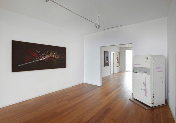 Georges Mathieu 1951-1969, installation view