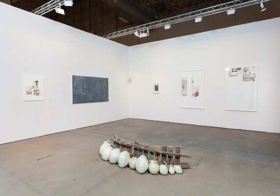 CRG Gallery at EXPO CHICAGO 2016, installation view
