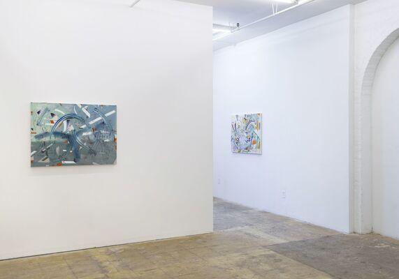 Alejandro Ospina: Cryptomnesia, installation view