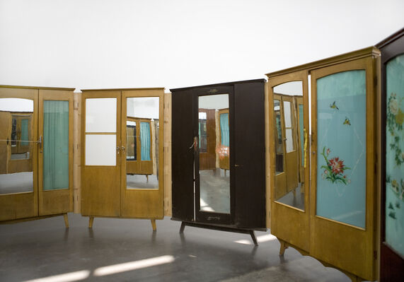 Song Dong: Wisdom of The Poor (2005-2011), installation view