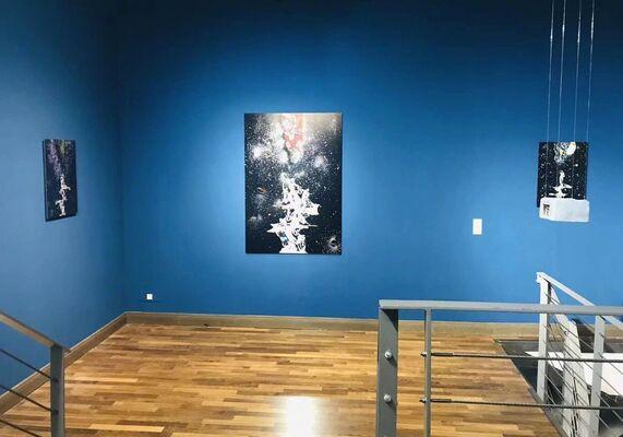 Gao Yutao   Mount Meru & Mustard Seed, installation view