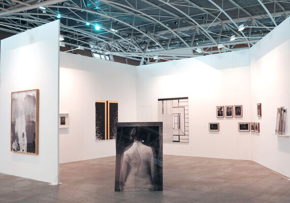 Taik Persons at Artissima 2016, installation view