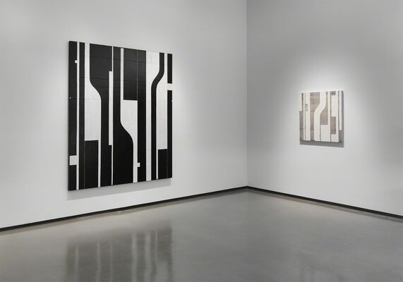 Caio Fonseca: New Paintings, installation view