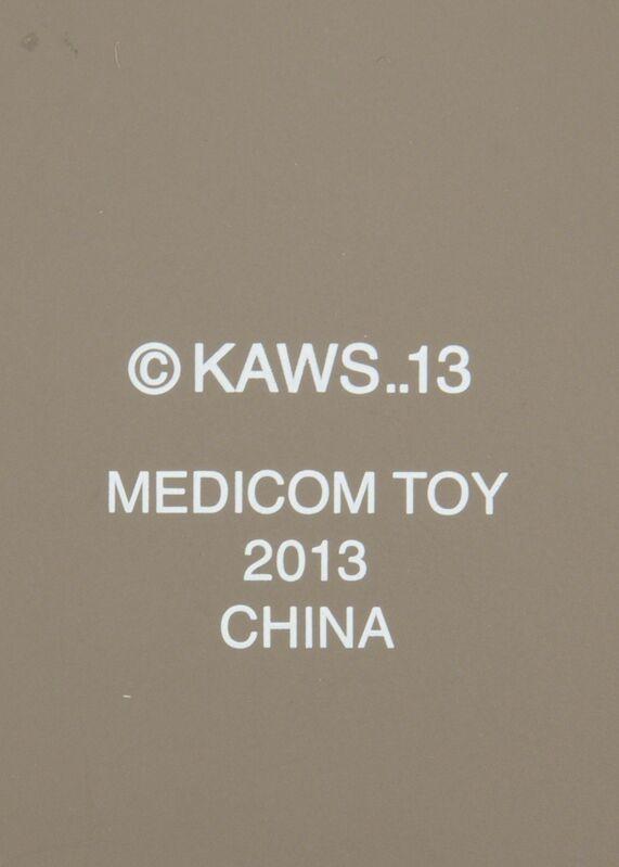 KAWS, 'Kaws Companion: Passing Through (brown)', 2013, Design/Decorative Art, Cast resin figure, Julien's Auctions