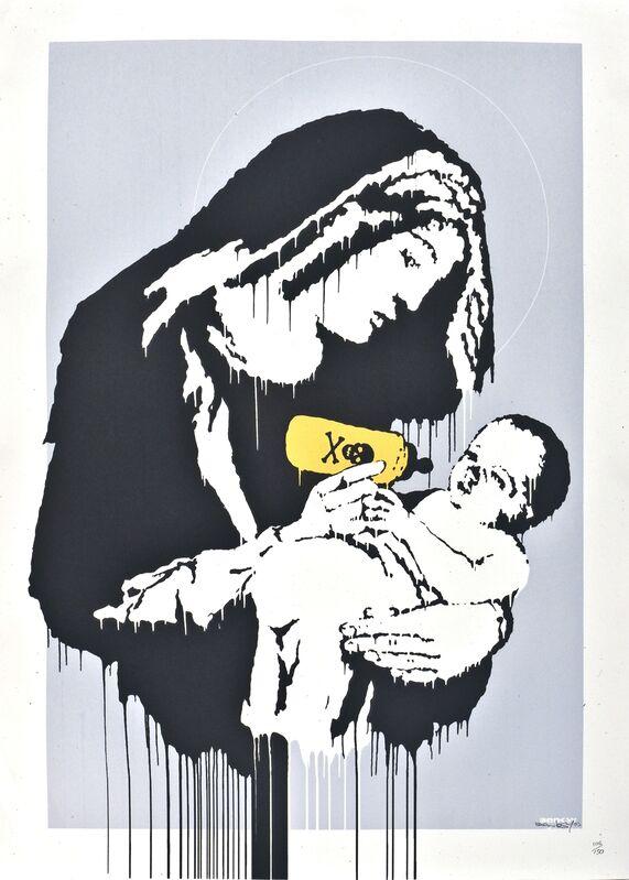 Banksy, 'Virgin Mary', 2003, Print, Screenprint on paper, Collectors Contemporary