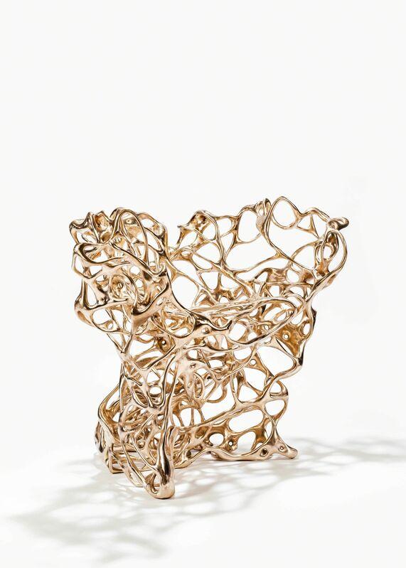 Mathias Bengtsson, 'Growth Chair', 2012, Design/Decorative Art, Cast bronze, Galerie Maria Wettergren