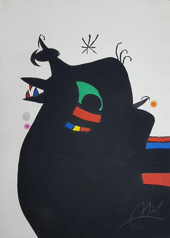 Joan Miró, 'Le Maréchal des Logis', 1978, Print, Etching and aquatint, Artelandia Gallery