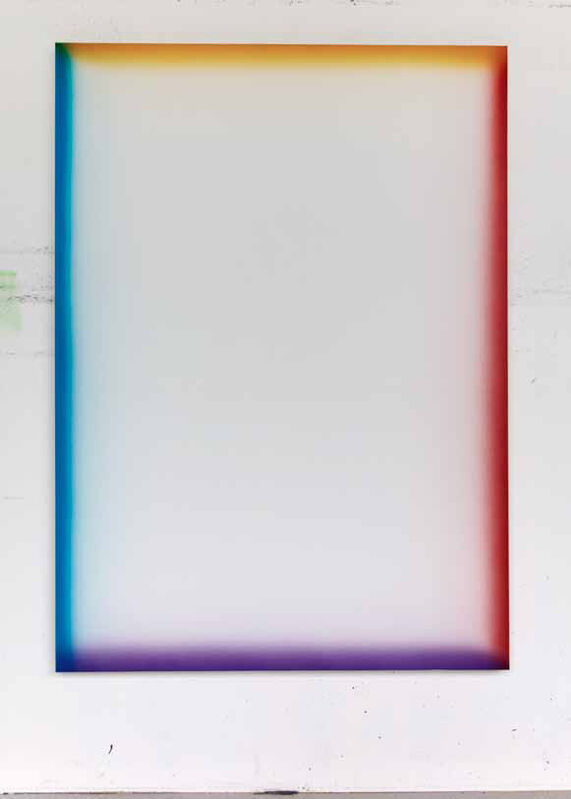 Stéphane Kropf, 'Redshift #2', 2015, Painting, Acrylic on canvas, Collectionair