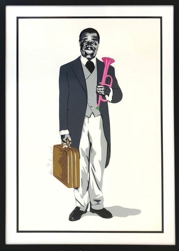 Mr. Brainwash, 'TOO LOUIS', 2009, Print, SCREENPRINT, Gallery Art
