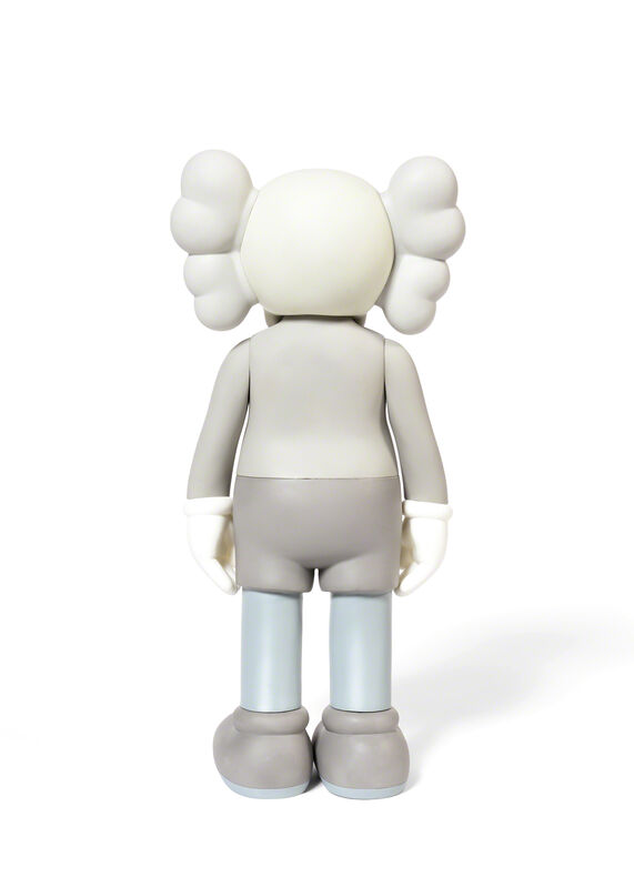 KAWS, 'FIVE YEARS LATER COMPANION (Grey)', 2004, Sculpture, Painted cast vinyl, DIGARD AUCTION