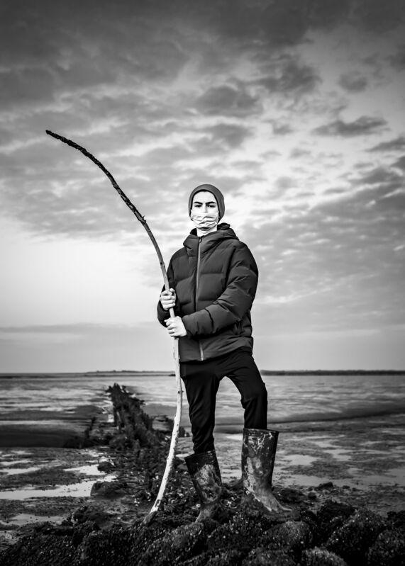 Olaf Tamm, 'Kalle im Watt', 2020, Photography, Pigment print, °CLAIRbyKahn Galerie
