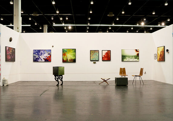 KM at Art Cologne 2017, installation view