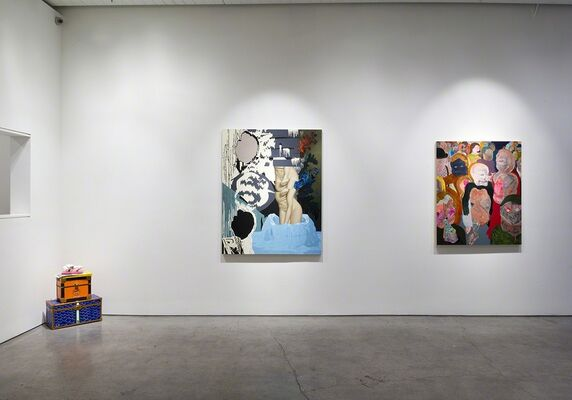 10 Years, installation view
