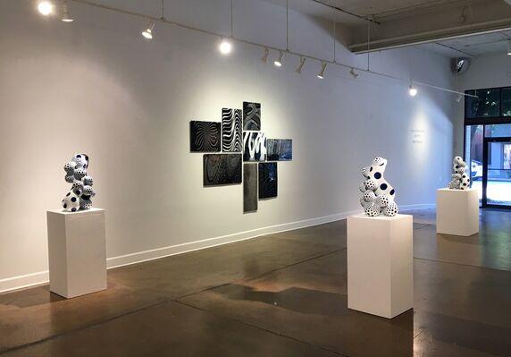 Aya Mori & Harumi Nakashima, installation view