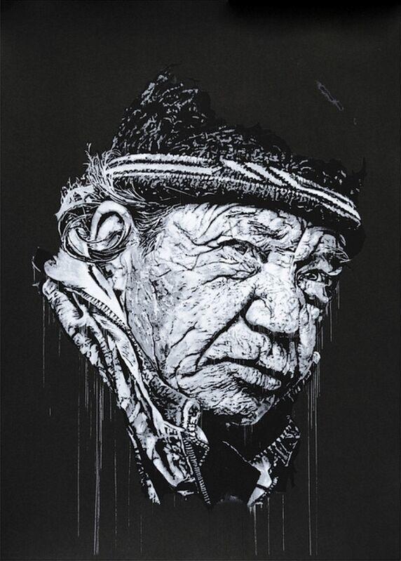 Hendrik Beikirch, 'Sasha', ca. 2018, Print, Silk print, Artwolfsen