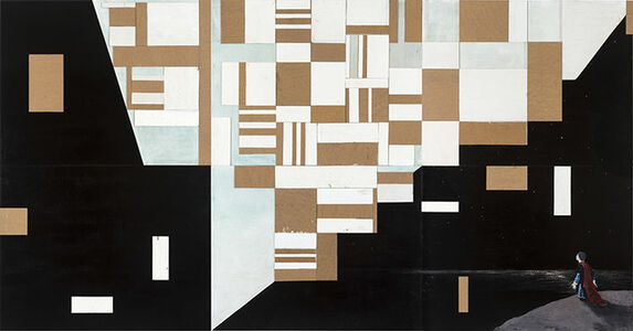 Boris VISKIN, 'La aparición del arte moderno', 2015