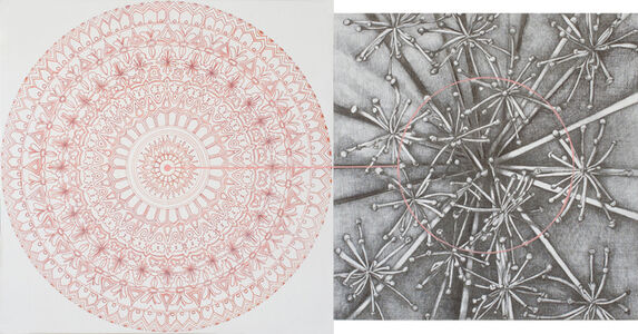 Kiki Gaffney, 'Mandala', 2014