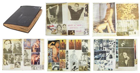 Hudinilson Jr., 'Caderno de Referências XX', ca. 1980
