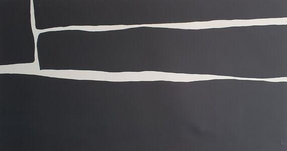 Bruno Querci, 'Numero 2 da luogo', 1986