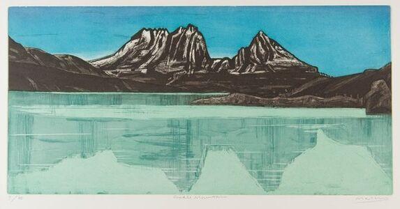 Jeffrey Makin, 'Cradle Mountain', 2004