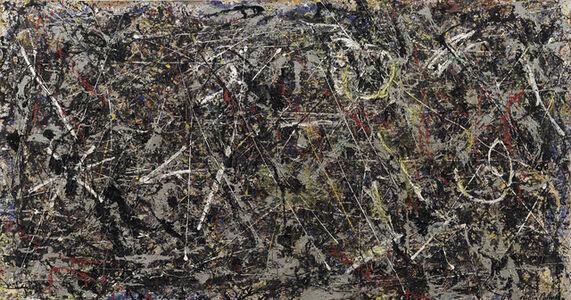 Jackson Pollock, 'Alchemy', 1947