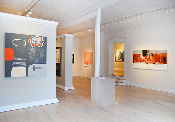 Guillaume Seff | Reflections of the Untold, installation view