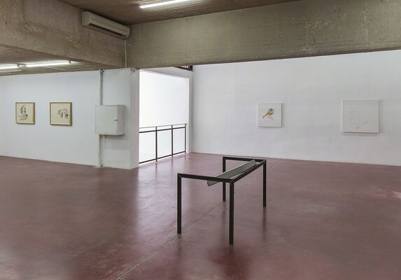 Gaudi's room, Group show, installation view