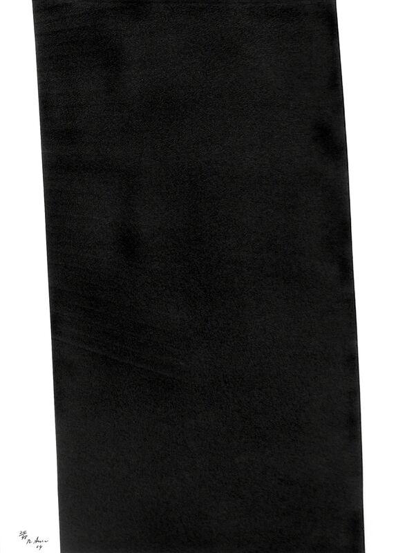 Richard Serra, 'Trajectory 2', 2004, Print, Etching, Collectors Contemporary
