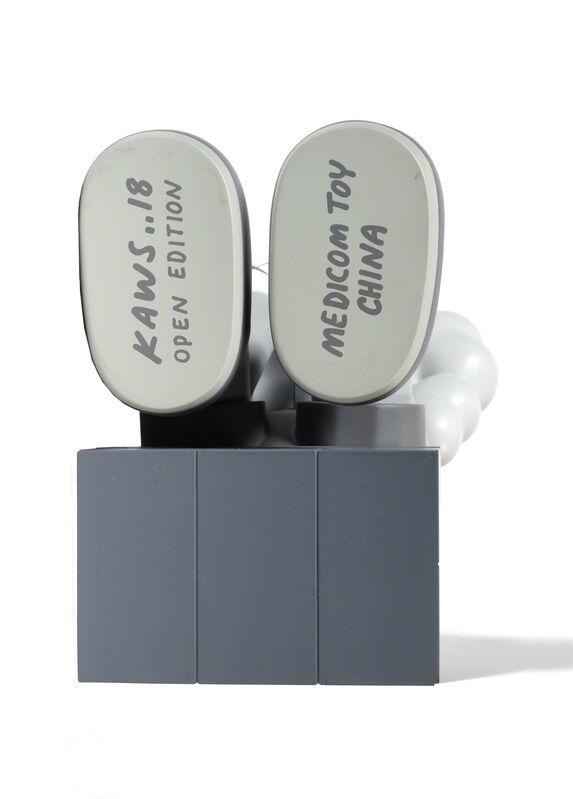 KAWS, 'PASSING THROUGH (Grey)', 2018, Sculpture, Painted cast vinyl, DIGARD AUCTION