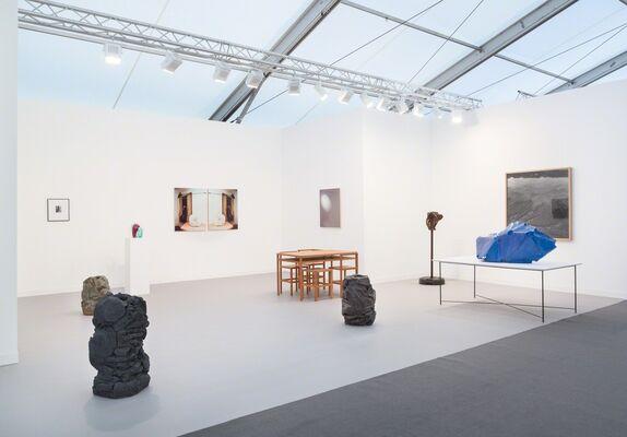 Galerie Greta Meert at Frieze London 2016, installation view
