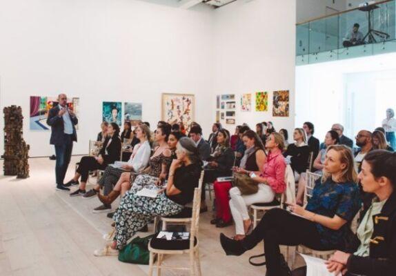 Saatchi Gallery at START Art Fair 2019, installation view