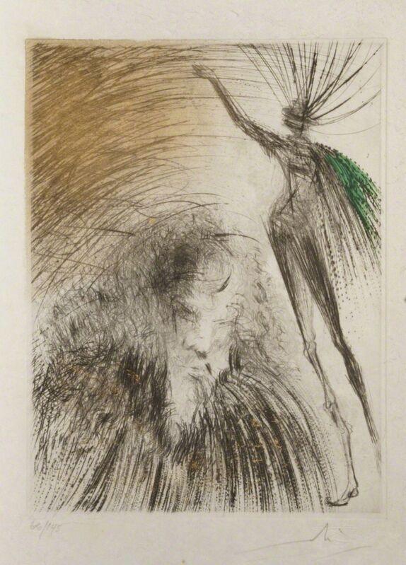 Salvador Dalí, 'Faust Vieux Faust', 1969, Print, Etching, Fine Art Acquisitions Dali