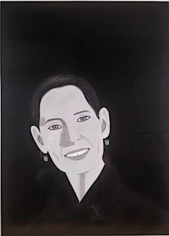 Alex Katz, 'Ursula', 2017, Print, Archival pigment inks on crane Museo Max 365 gsm paper, Vertu Fine Art