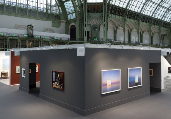 Hamiltons Gallery at Paris Photo 2017, installation view