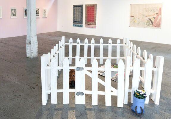 Epoch: Libby Black, Taravat Talepasand, Josephine Taylor, installation view