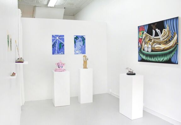 The House of Special Purpose, installation view