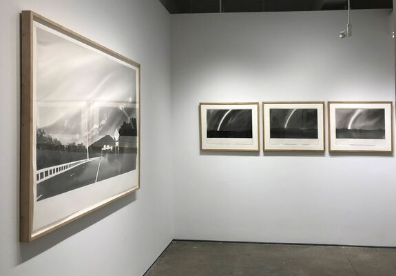 Alfred Leslie | Our Luminous Paradise, installation view