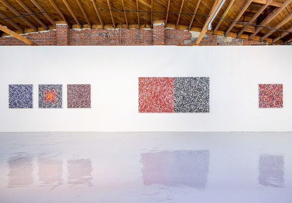 Predictable Irrational, installation view