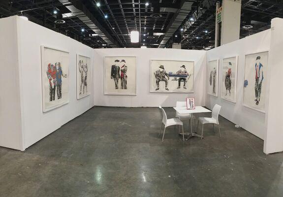 Christopher Moller Gallery at FNB JoburgArtFair 2016, installation view