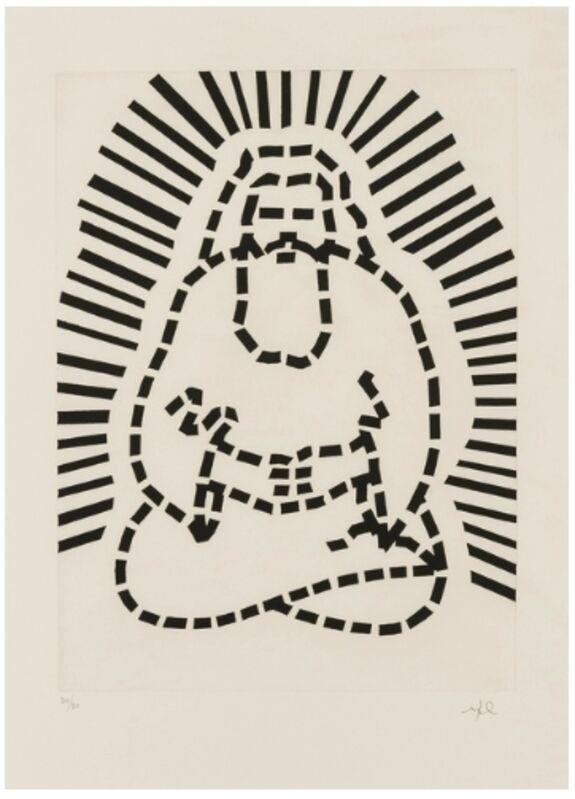 Roy Lichtenstein, 'Passage Du Nord-Ouest', 1992, Print, Etching & Aquatint on Velin d'Arches wove paper, West Chelsea Contemporary