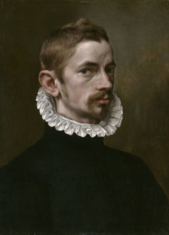 Anonymous Master, 'Portrait of a Man', c. 1575, Painting, Centre for Fine Arts (BOZAR)