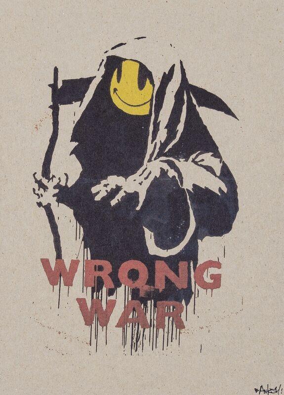 Banksy, 'Pax Britannica: A Hellish Peace', 2004, Books and Portfolios, The complete portfolio, Forum Auctions