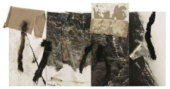 Shang Yang 尚扬, 'Part of Remnant Mountain -3 剩山图-3', 2014
