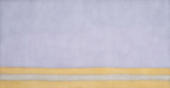 Susan Vecsey, 'Untitled (Lavender/Orange)', 2020