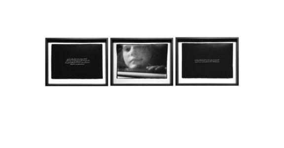 Nicène Kossentini, 'Sequence No.III', 2019