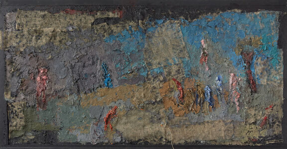 Thaddeus Radell, 'On The Outskirts of Babel', 2018-2019