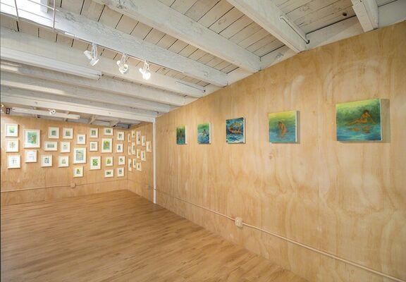 ADRIENNE ELISE TARVER | MIRAGE, installation view