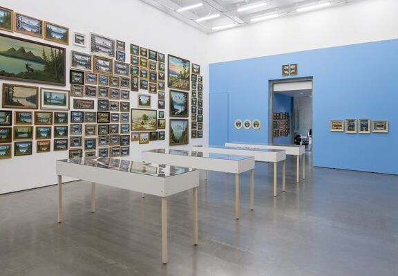 Levine Flexhaug - A Sublime Vernacular: The Landscape Paintings, installation view