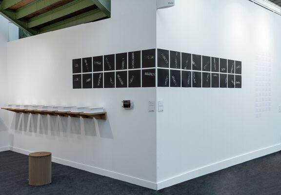 mfc - michèle didier at FIAC 2018, installation view